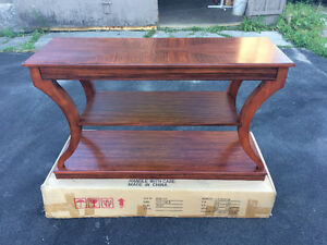BNIB Multi-Purpose Foyer Table, Entry Table, Console!!!