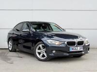 2013 BMW 3 SERIES 318d SE GBP30 Tax Bluetooth 1 Owner