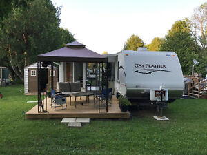 2011 JAYCO JAY FEATHER SELECT 28'