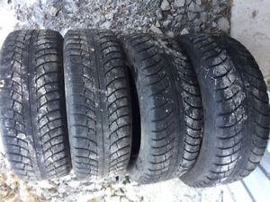 4x Hiver 185/60R15 88t Gislaved Norfrost 5