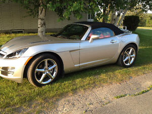 2007 Saturn Sky Coupé (2 portes)