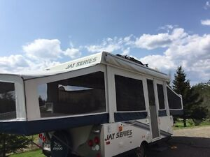 2010 Jayco Jay Series 1207 tent trailer 12Ft