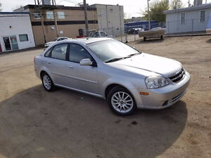 SOLD 2004 Chevrolet Optra LS Sedan