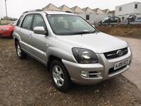 Kia Sportage 2.0CRDi 4WD XE 2008 / 08 plate **FInance From £88.79 a month**