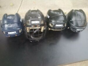 HOCKEY - SKATING HELMETS & CAGES