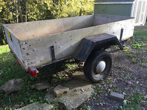 4 X 8 Trailer for Sale