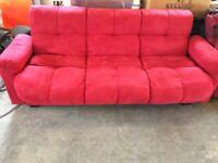 Couch/Futon with Storage