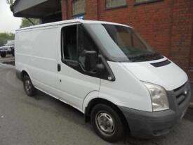 Ford Transit 2.2TDCi Duratorq ( 110PS ) 300S ( Low Roof ) 2008.75 300 SWB