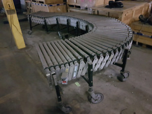 Conveyer belts rollers