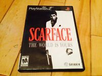 Scarface the world is yours - Ps2!!