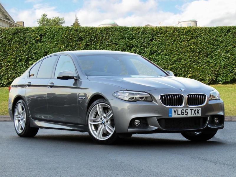 2016 bmw 5 series 530d m sport 4dr step auto automatic saloon in bradford west yorkshire. Black Bedroom Furniture Sets. Home Design Ideas