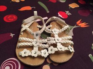 Sandales, crocs, espadrilles, pantoufles pour petite fille