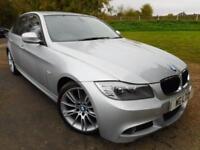 2010 BMW 3 Series 318i M Sport Business Edition 4dr Sat Nav! Rear Sensors! 4...