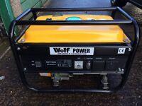Generator wolf WP3000LR