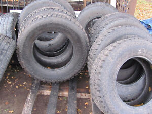 275/70/R/18 M & S Tires; Good Tread, $40 each, 4/$150 Prince George British Columbia image 2