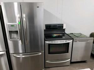 3 piece kitchen appliance