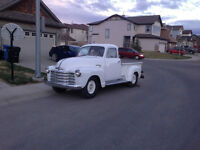 1951 Chevy 5 window project