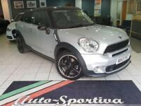 2013 MINI Paceman 1.6 Cooper S ALL4 3dr Petrol silver Manual