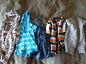 Boys clothing 0-3month