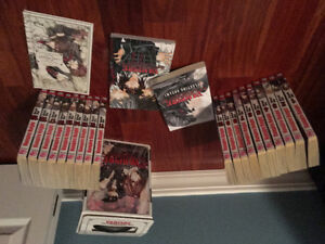 VAMPIRE KNIGHT MANGA FOR SALE COMPLETE SERIES