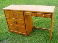 PINE Desk  (wall desk)
