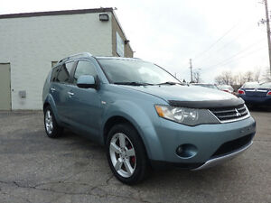 2007 Mitsubishi Outlander XLS AWD Leather