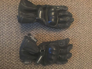 Onyx cold weather insulated motorcycle gloves