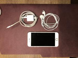iPhone 6s 32g Unlocked / White & Rose Gold