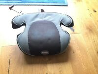 Britax children's car booster seat
