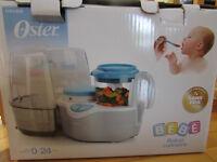 Robot culinaire Oster/stérilisateur/chauffe biberon