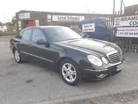 57 2007 Mercedes-Benz E220 2.1 CDI auto CDI Avantgarde 4 Door 2006 - 2008 for sale  Bramley, West Yorkshire