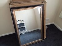 Mirror boxed/never been hung