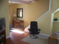 Spacious 2 Bedroom Furnished (internet, cable included) Sept 1