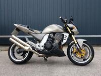 2005 Kawasaki Z1000 ZR 1000 A3H Muscle Bike Cat D Repaired