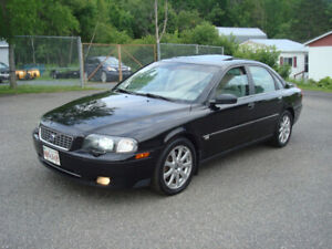2006 Volvo S80 Sedan - 2.5L Turbo All Wheel Drive - New MVI