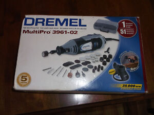 BRAND NEW  * DREMEL * MULTIPRO