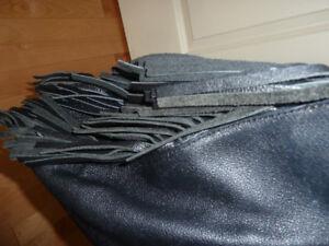 Danier Leather Fringe Handbag