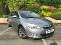 2010 VAUXHALL ASTRA 1.6 AUTOMATIC LOW MILES FSH