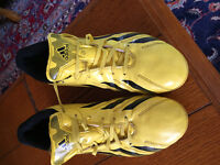 Adidas F5 Cleats Size 9.5