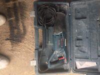 Bosch reciprocator saw