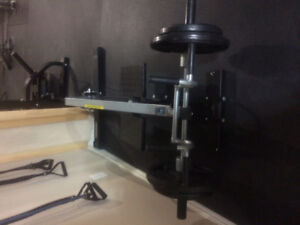 Powertec t-bar rower,bent over row commercial  $190.00