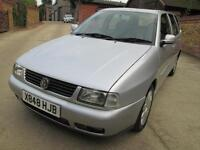 Volkswagen Polo 1.6 SE Estate Automatic SUPER RARE CAR Low Miles For Year FSH