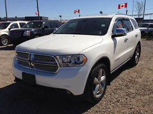 2011 Dodge Durango Citadel $150 Bi Weekly GUARANTEED FINANCING