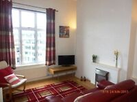 Short Term - One bedroom flat on Lothian Road in the heart of the city