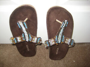 Ladies Nevada Sandals - Size 8