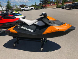2015 seadoo spark 90hp ibr convience package