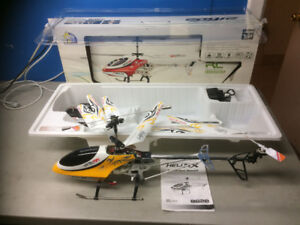 Electronic R/C Helicopter HELIMX 8828 3d