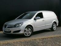 2013 Vauxhall ASTRA VAN 1.7 CDTi 16v Sportive Panel Van 3dr Panel Van Diesel Man