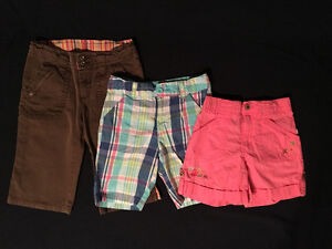 GIRLS SPRING AND SUMMER - SIZE 6