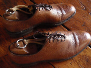 Mint Dacks Quality Buffalo Leather Dress Shoes S10.5 - $79 West Island Greater Montréal image 6